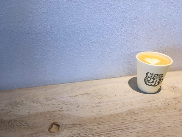 COFFEE STAND 28 白石カフェ