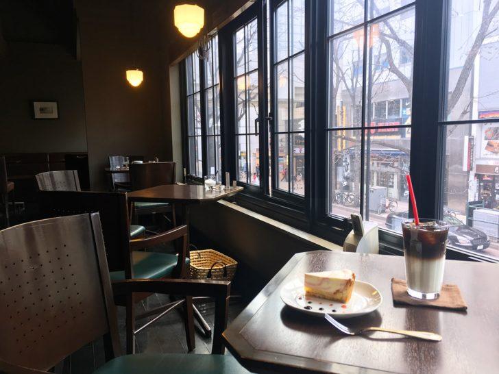 三番街珈琲店 札幌カフェ