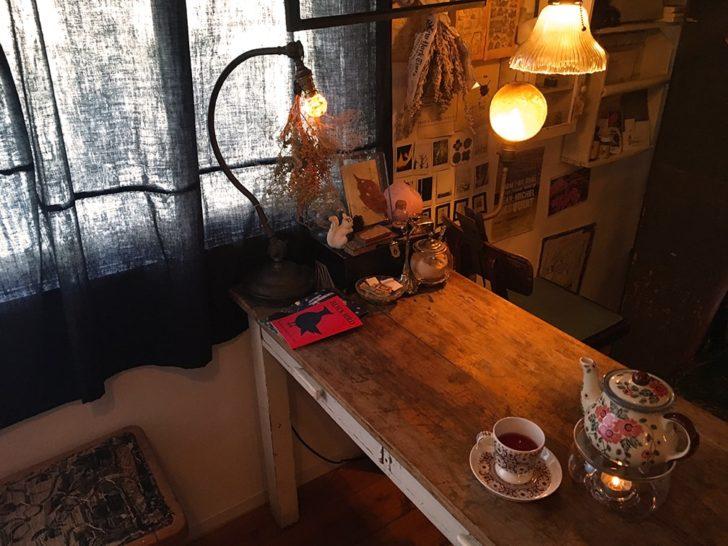 オリーブと鳩 札幌カフェ
