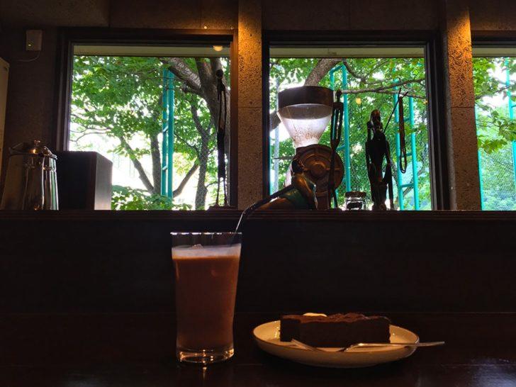 cafe lon 札幌カフェ 夜カフェ