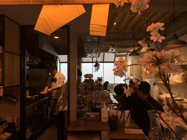 名古屋 カフェ おしゃれ Maison YWE