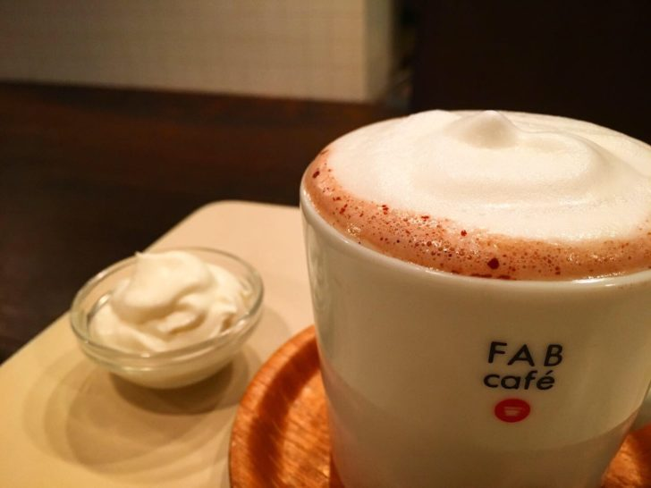 FAB cafe 札幌カフェ 大通 西11丁目 狸小路カフェ