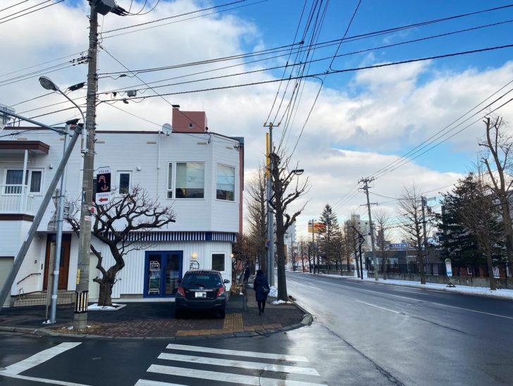 CAFE Ebru 札幌カフェ 円山 旭ヶ丘