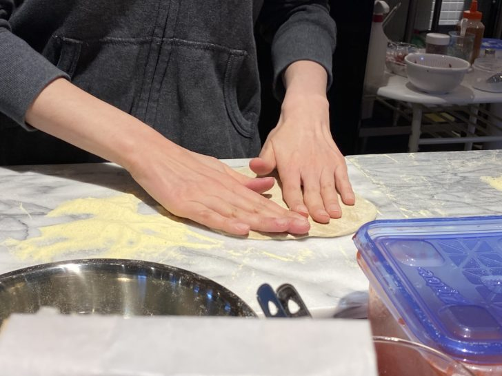 MORIHICO. TSUTAYA 美しが丘店 ドルチェピザ モリヒコ