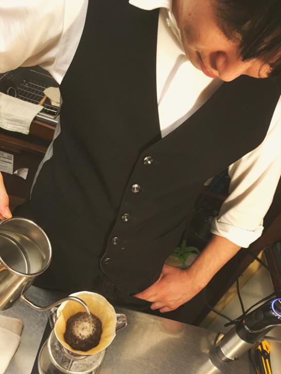 poroki coffee 札幌カフェ 札幌バリスタ図鑑