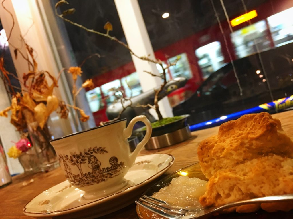 Salvador Coffee 札幌カフェ
