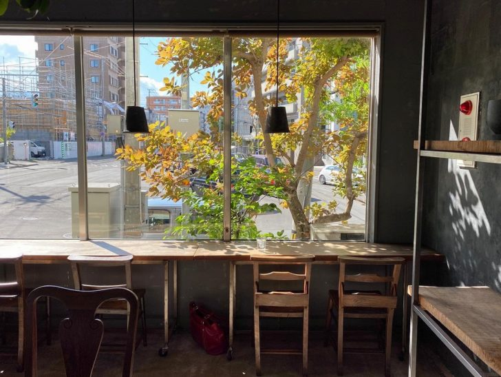 SATO COFFEE 佐藤珈琲 宮の森 円山 札幌カフェ